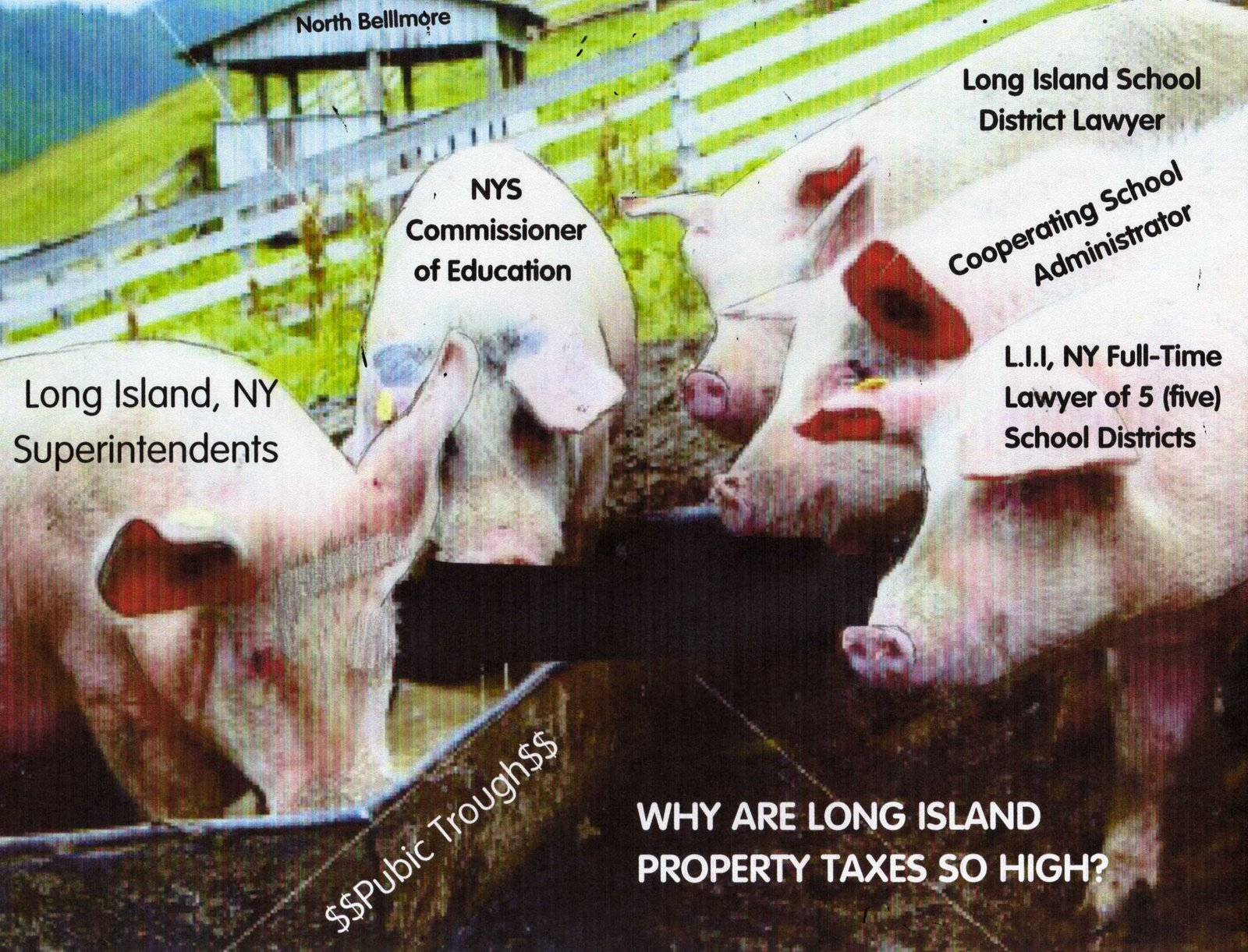 WHY ARE PROPERTY TAXES SO HIGH?