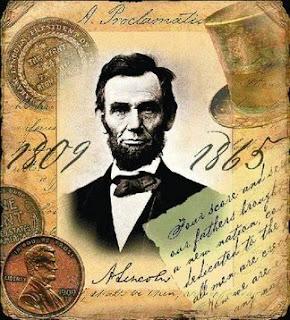 SEORANG MOTIVATOR (Abraham Lincoln)