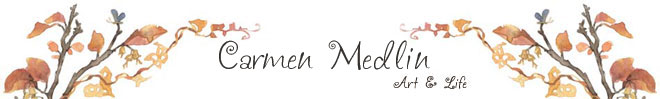 Carmen Medlin - Blog of Art and LIfe