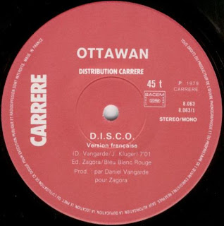 Ottawan - D.I.S.C.O. (Maxi Single) 1979