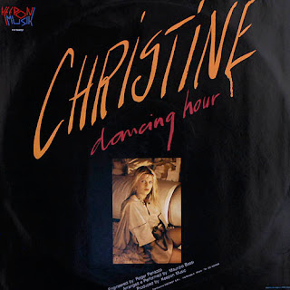 Christine - Dancing Hour (Maxi Single) 1984