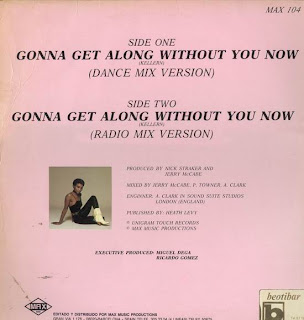 Viola Wills - Gonna Get Along Without You Now (Remix) (Maxi Single) 1984