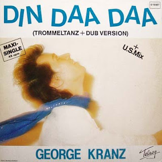 George Kranz - Din Daa Daa (Maxi Single) 1983