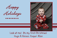Our 1st Christmas Card 2007