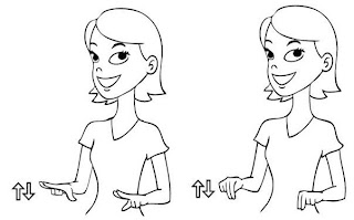 sign language for potty training