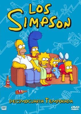 Ver Los Simpson Temporada 14  Todos Los Capitulos Online Gratis