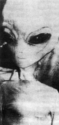 Grey. Should we fear aliens like him?