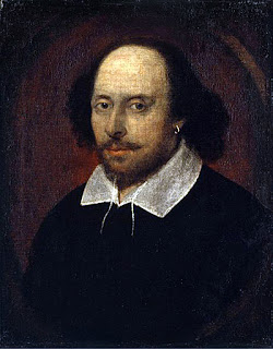 William Shakespeare (Chandos Portrait)