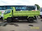 Dump Truck Hino Dutro 5 Meter Kubik