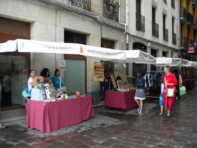 "Esperanza Felina en ""El Mercado de La Almendra"" en Vitoria DSCN2103"