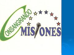 CONSAGRANDO MISIONES