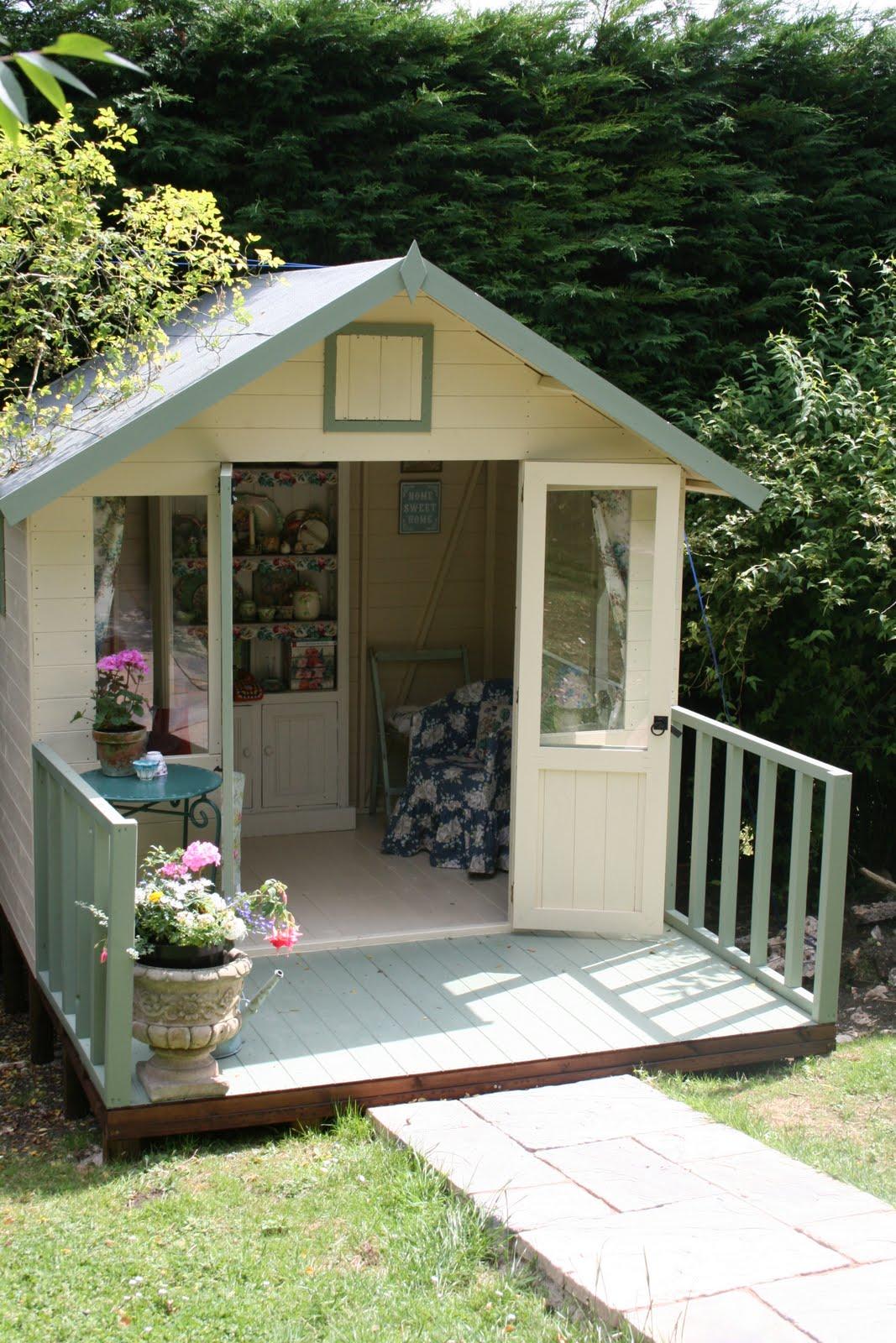 Niki fretwell correction - Garden summer house design ideas ...