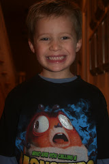 My SWEET son Asa!