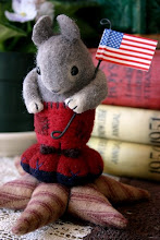 Patriotic Mouse