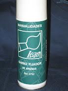 Spray para arena.