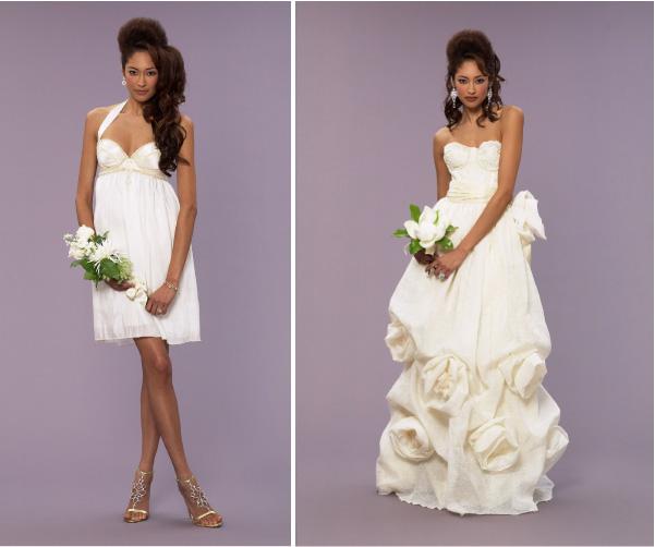 Второе платье на свадьбу