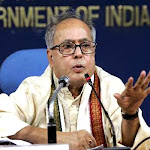 Pranab Mukherjee, Union Finance Minister