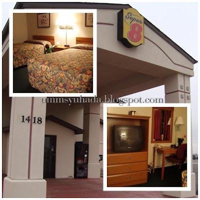 Super 8 Motel, Ames