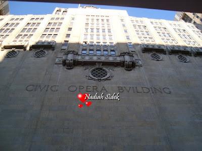 Civic Opera Bvilding