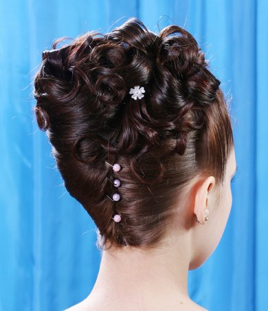 diy updo hairstyles_23. easy prom updos for long hair.