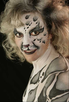 Full Body Painting Available
