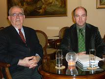Συνέντευξη με τον Καθηγητή Παναγιώτη Καραβίτη