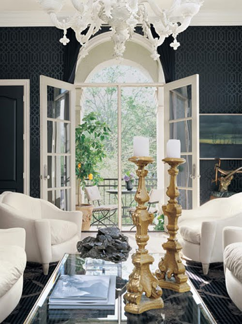 Walls rooms to be inspired by living rooms for Belle maison interieur design