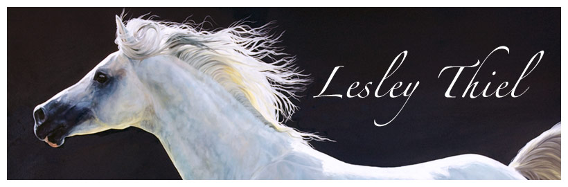 The Art of Lesley Thiel