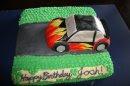 Josh's 9 birthday cake.  3-30-2009