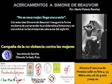 Conversatorios Campaña no Violencia contra la mujer