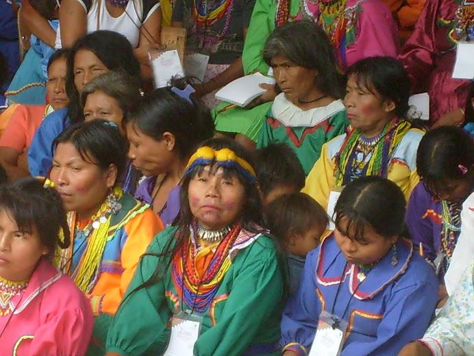 Segundo Encuentro de Mujeres Embera Chamí de Risaralda