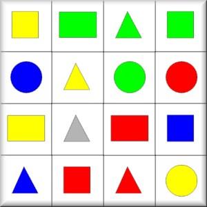 Servicios de internet 1 analizar los elementos for Cuadros con formas geometricas
