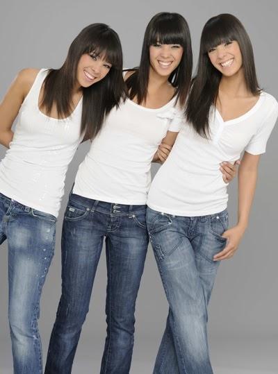 Penis; female asian twins doctors