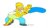 Marge Homero Y Bart Simpson Incursionar N En El Cine Porno