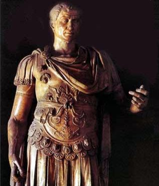 julius caesar was very much a warrior in roman empire When julius caesar invaded gaul in the 1st century bc, two very different schools of war clashed in some ways, the gauls and the romans were similar in.