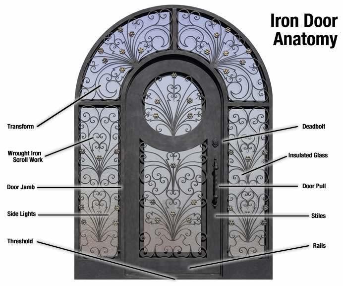 new light iron and steel furniture m s doors. Black Bedroom Furniture Sets. Home Design Ideas
