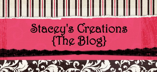 Stacey's Creations the blog