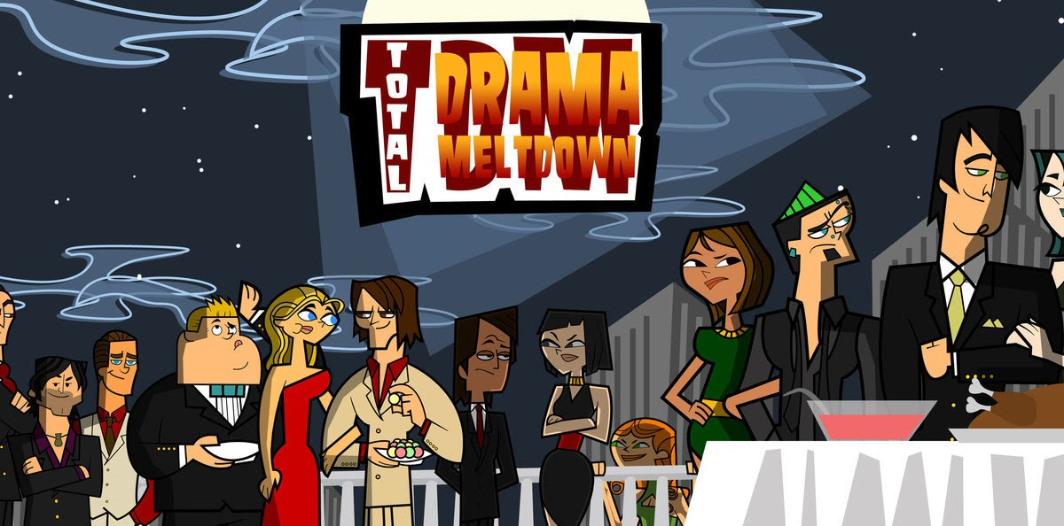 Isla del Drama, Drama, Drama, Drama Drama Total