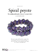Spiral Peyote