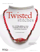 Twisted stiches