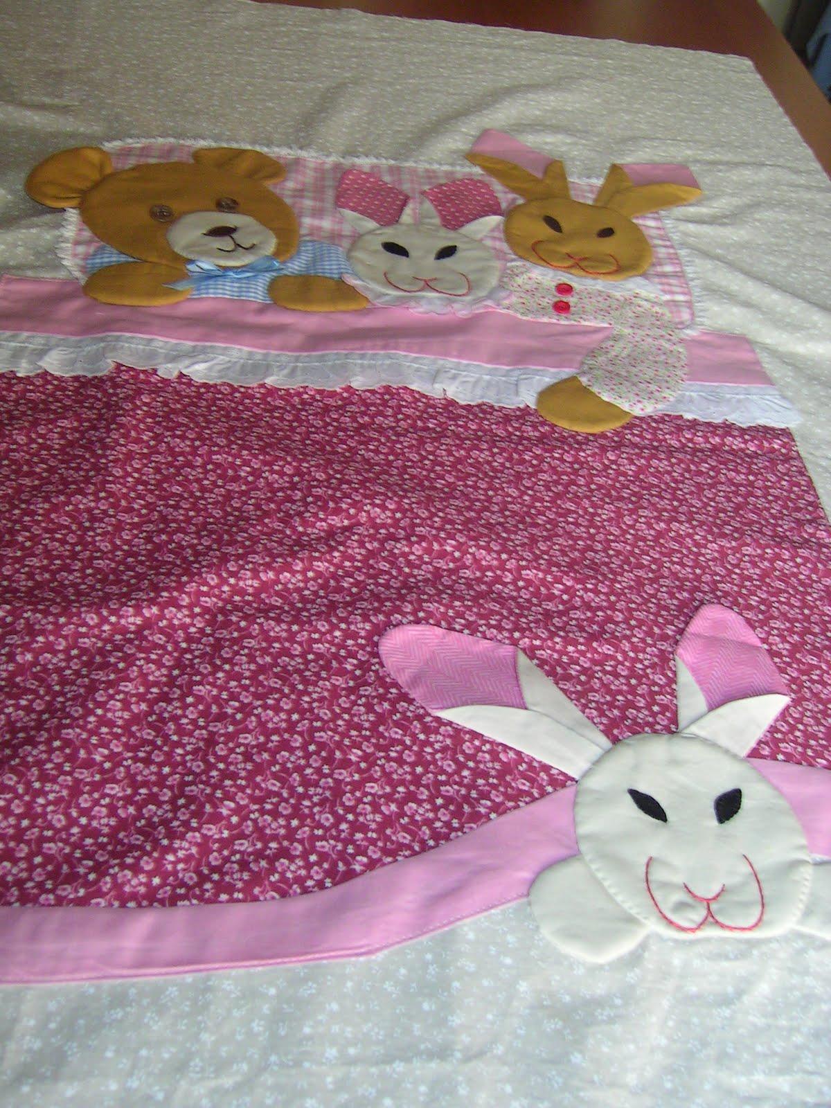 Patrones patchwork para colchas infantiles imagui - Colchas patchwork infantiles ...