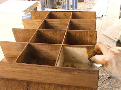 Crear estanteria de madera peque a super facil taringa - Estanterias pequenas de madera ...