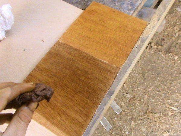 Decoraciones manualidades en madera como matizar colores - Tonos de pintura ...