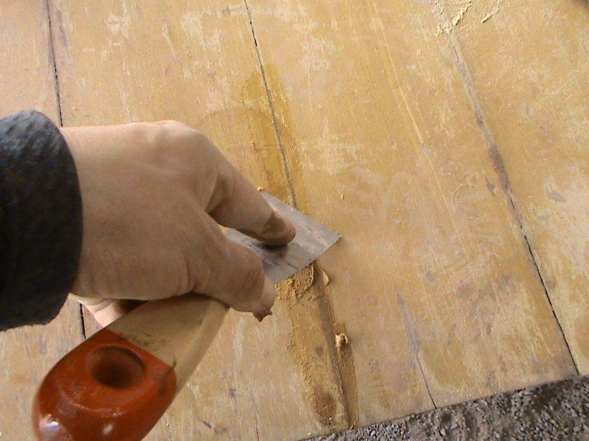 Decoraciones manualidades en madera como preparar masilla - Masilla para reparar madera ...