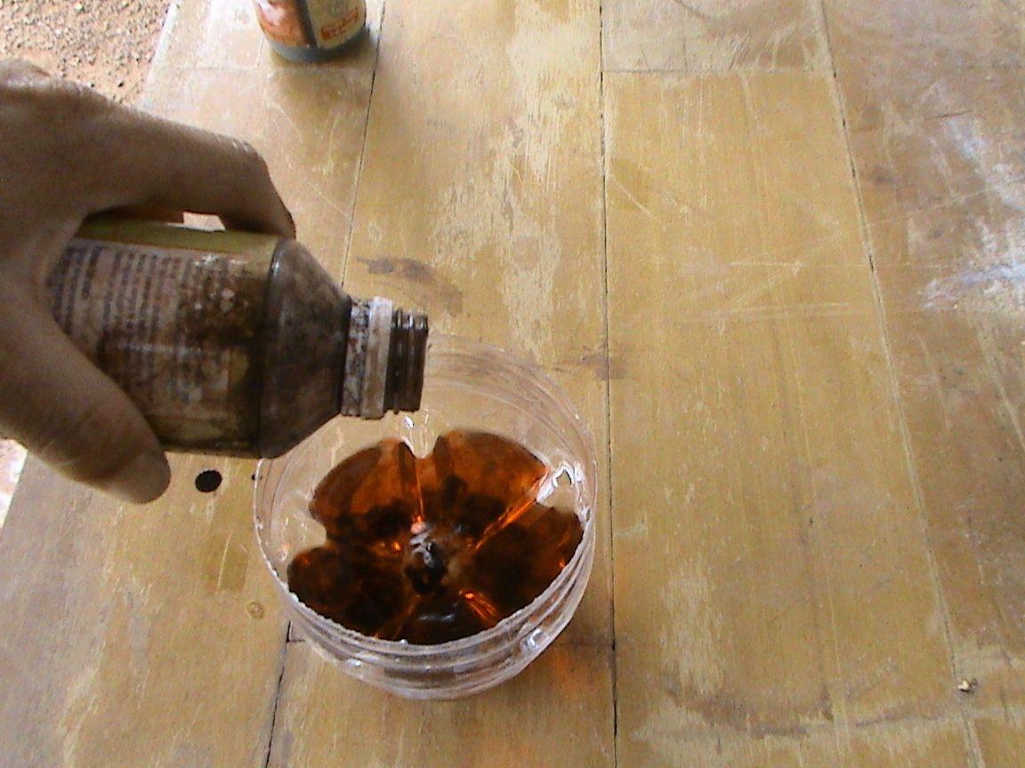 Decoraciones Manualidades En Madera: Como Se Usan Los Tintes Al ...