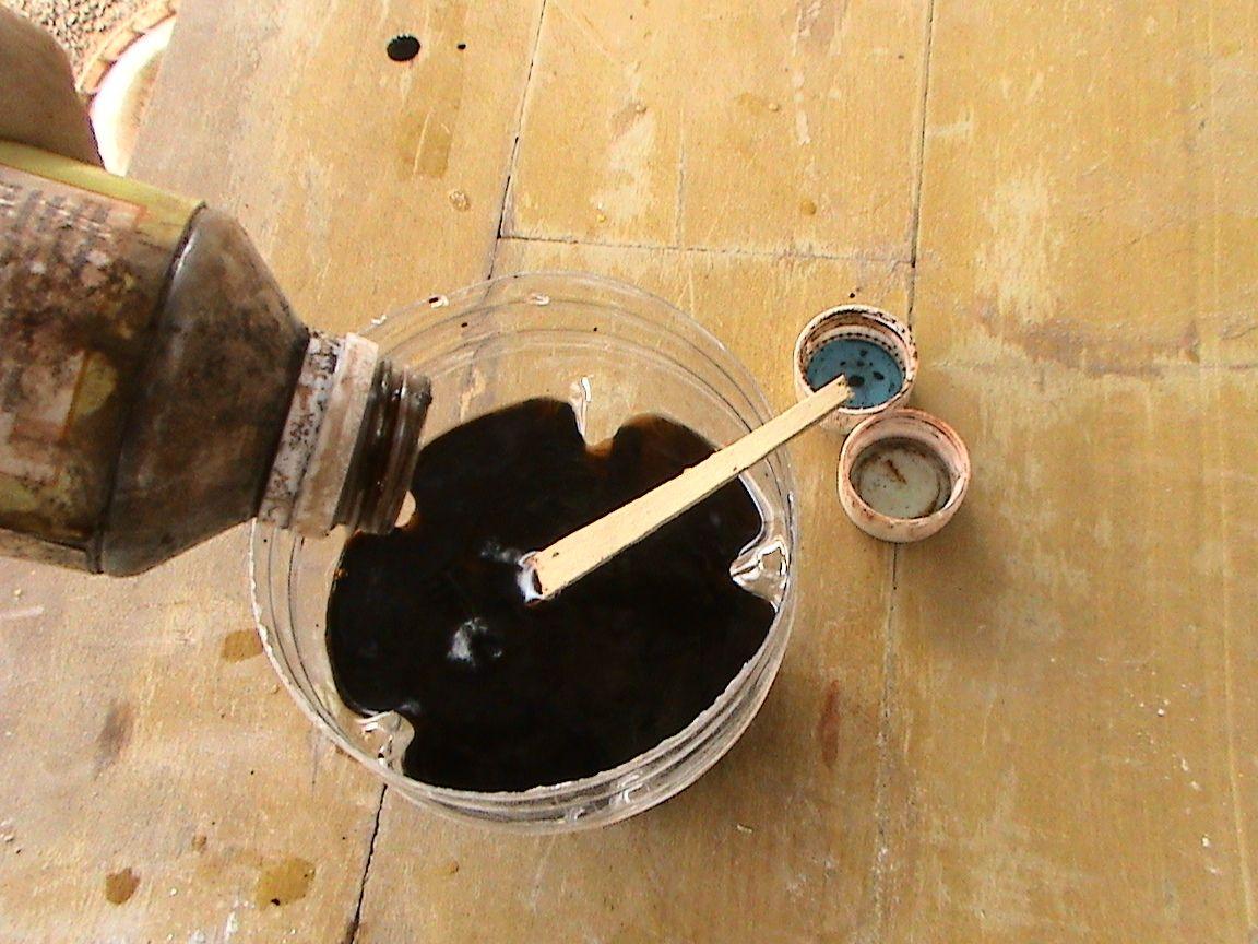 Decoraciones manualidades en madera como se usan los - Como pintar sobre formica ...