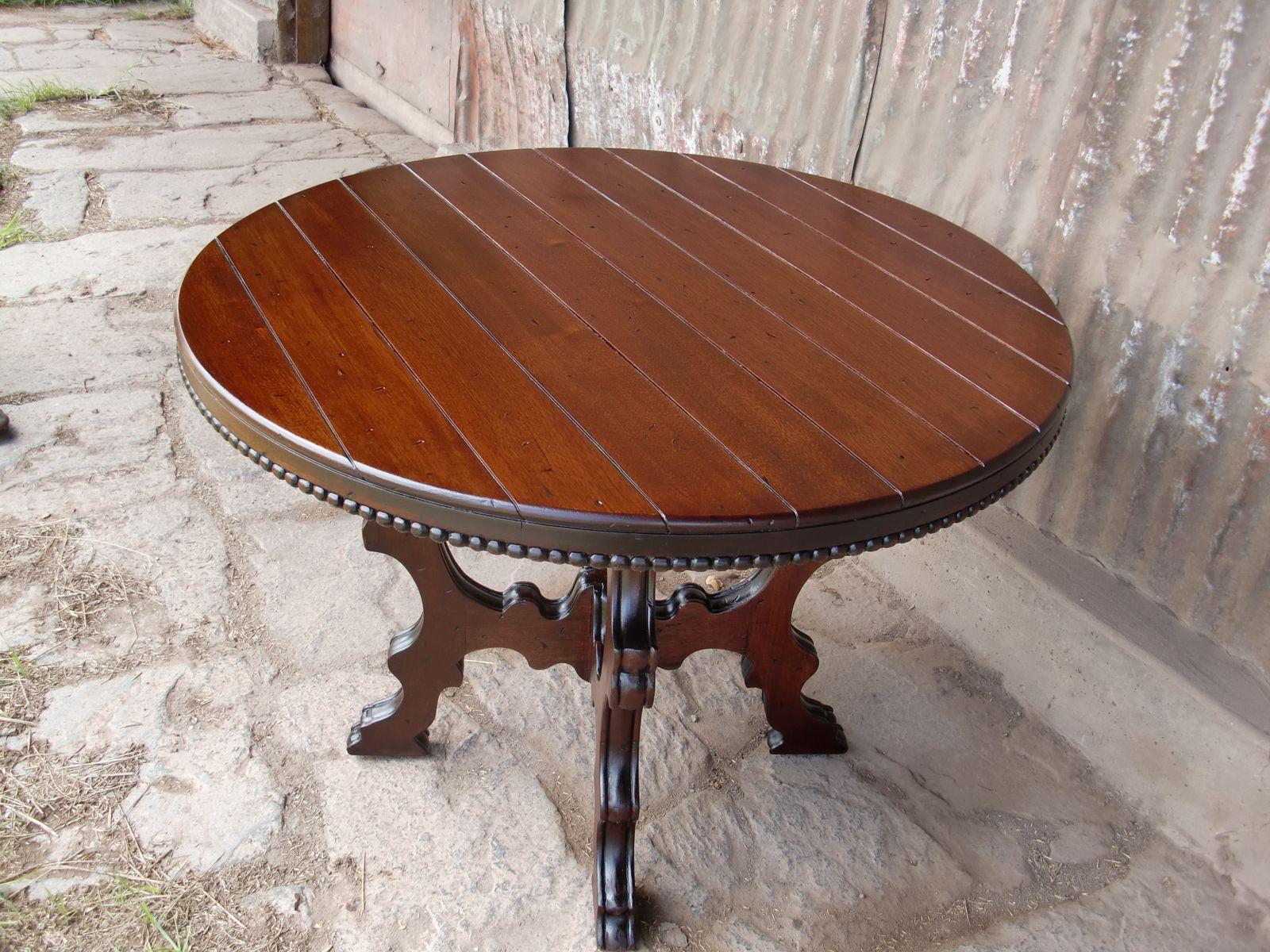 Decoraciones manualidades en madera como restaurar un mueble for Como pintar una mesa de madera