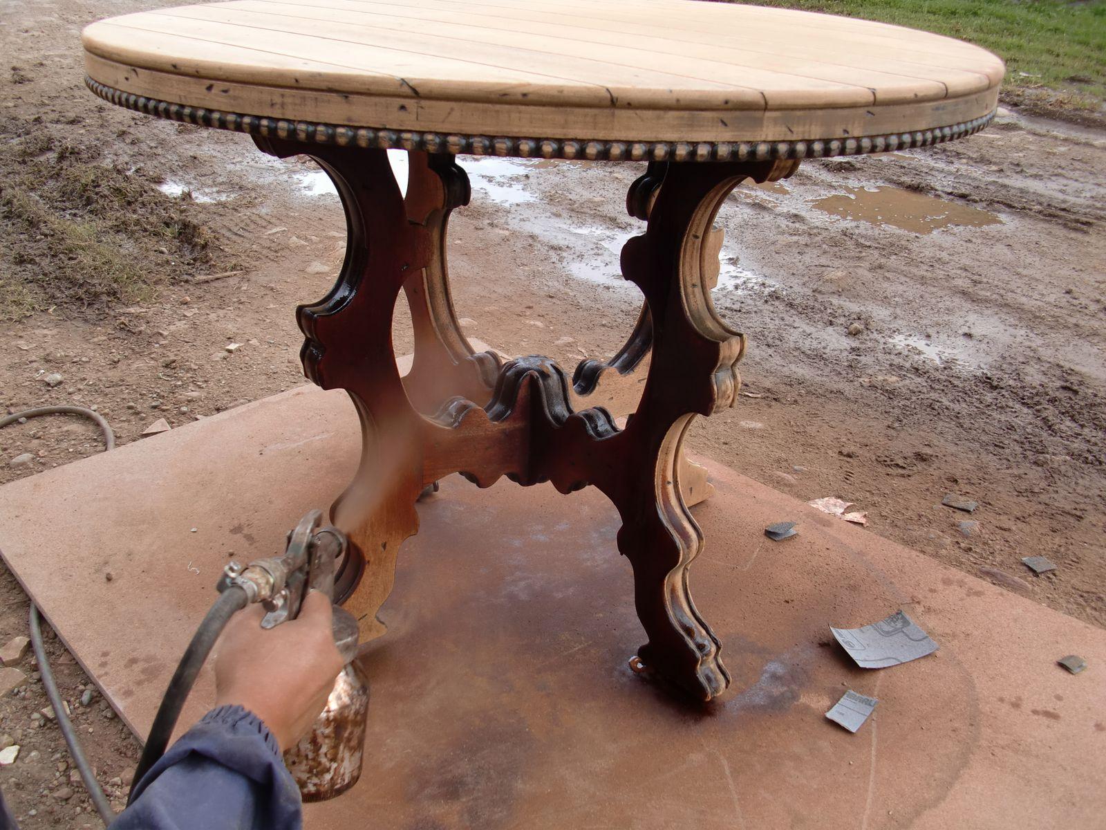 Decoraciones manualidades en madera como restaurar un mueble - Como lijar madera ...