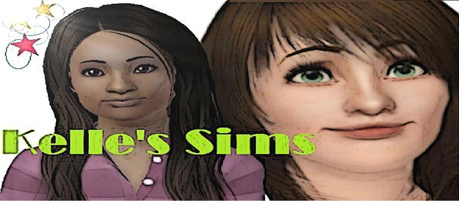 Kelle's Sims
