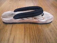 tongs japonaises chaussures ethniques